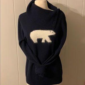 Talbots Polar Bear Sweater